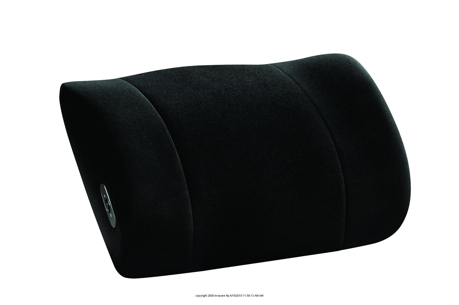 Lumbar Support Cushion with Massage, Lumbar Supt Cush W-Massage -Dc, (1 EACH)