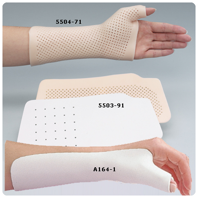 Opinion you Thumb immobilization splint something