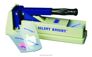 Silent Knight Crushing Pouches, Silent Knight Pouch, (1 CASE, 8000 EACH)