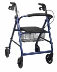 Basic Rollator, Blue