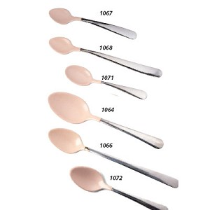Plastisol-Coated Spoons Youth Spoon