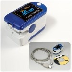 Computer Compatible Finger Pulse Oximeter - each