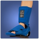 Ankle Contracture Boot Without Sole, Size: Medium, Calf Circumference: 14