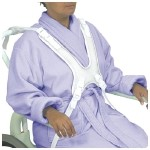 Slingback Shower Chair Vest - Large