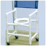 Folding PVC Shower Chair - 18