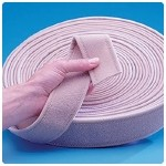 R Wrap Strapping Material Beige 1.5