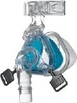 COMFORTGEL CPAP MASK W/ DELUXE HEADGEAR, SMALL