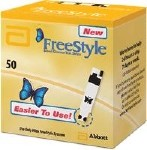 FREESTYLE TEST STRIPS 50/BOX