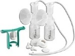 ONE-HAND BREAST PUMP/DUAL HYGIENIKIT COLLECTION