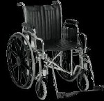 EASY-CARE WHEELCHAIR,18