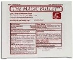 MAGIC BULLET SUPPOSITORY, 12/BOX