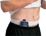 WAIST BELT - VELCRO, EACH