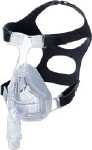 FORMA FULL FACE MASK W/HEADGEAR, XLARGE