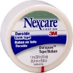 NEXCARE DURAPORE CLOTH TAPE,1