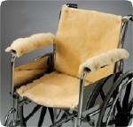 POSEY SOFT SEAT AND BACK SET FOR WHEELCHAIR