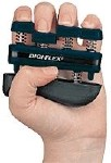 DIGI-FLEX HAND & FINGER EXERCISE SYS. 9.0 LBS, BLK