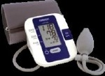 MANUAL INFLATION BP MONITOR DIGITAL D-RING CUFF
