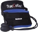 TRACCOLLAR PORTABLE NECK TRACTION UNIT, LRG 16-18