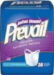 PREVAIL XTRA ABS BELTED UNDERGARMENT, ONE SIZE