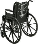 RETROBACK WHEELCHAIR BACK REPLACEMENT 20