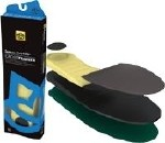 POLYSORB CROSS TRAINER INSOLE, MEN'S 6-7,WOMEN 7-8