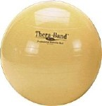 THERA-BAND 45CM/YELLOW EXERCISE BALL, EACH