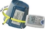XLARGE ARMS AUTOMATIC BLOOD PRESSURE MONITOR