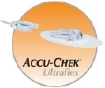 ACCU-CHEK ULTRAFLEX I INFUSION SET, 8MM/60CM (24