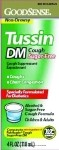Good Sense Sugar-Free Tussin DM Cough and Chest Congestion Syrup, Cough Syrp Sgrfr Tussin Dm 4oz, (1 EACH)
