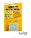 ACU-LIFE Impact Noise Reducers, Noise Reducer ear Plugs -Sp, (1 EACH)
