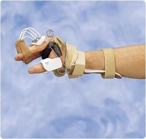 LMB Dynamic Wrist Extension with MP Flexion, Thumb LMB Dynamic Wrist Extension Left Small