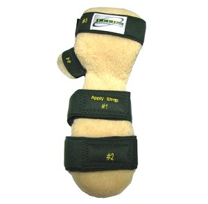 "LEEDer RESTing Hand Splint - Right, Size: Medium, Width of MP Joint: 3""-3 1/2"" (7.6-8.9cm)"