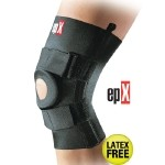 epX patella stabilizer with Removable Trimmable Buttress - Medium 14