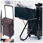 Sturdy Travel Bag with Chair - Travel Bag with Chair