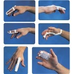 Plastalume Finger Splints - 4 1/4