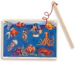 Magnetic Catch a Fish Game
