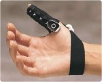 LMB Finger Hugger. Color: Black, Dimensions: 2½