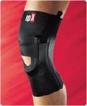 epX Lateral J Buttress Support - Right, Size M/L Knee Cir. 14.5