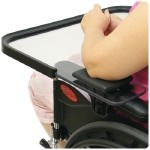 Premium Transparent Tray with GelaFin Elbow Pads - GelaFin Elbow Pads