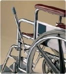 Wheelchair Brake Lock Extension Extension, Pair