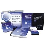 Boston Diagnostic Aphasia Examination Set,Third Edition Complete Kit