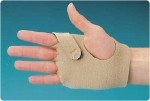Rolyan Hand-Based In-Line Splint Hand-Based In-Line Splint, Left Size: XS up to 5¾