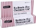 BACITRACIN ZINC OINTMENT , 1 OZ TUBE