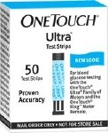 ONE TOUCH ULTRA TEST STRIPS, 50/BOX
