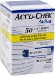 AVIVA TEST STRIPS, 50/BX
