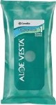 ALOE VESTA BATHING CLOTHS, 8 CLOTHS PER PKG.