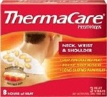 THERMACARE NECK TO ARM HEAT WRAP
