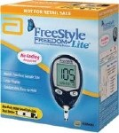 FREESTYLE FREEDOM LITE DIABETIC METER,CONVERSION