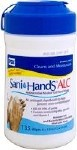 SANI-HANDS ALC ANTIMICROBIAL GEL HAND WIPES