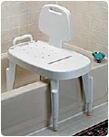 BATH SAFE ADJ TRANSFER BENCH, RETAIL